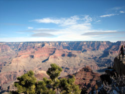 Grand Canyon at midday