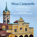 """Missa Campanella"" - The Choir of the Cathedral of St. John, Albuquerque, NM; Maxine Thévenot, director"